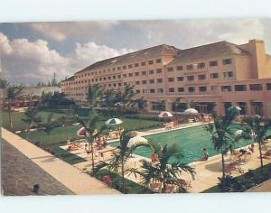 Pre-1980 HOTEL SCENE Nassau Bahamas F6327