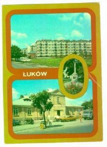 LUKOW , Poland 50-60s