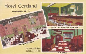New York Cortland Hotel Cortland