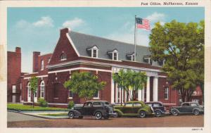 Post Office, MCPHERSON, Kansas, 1930-1940s