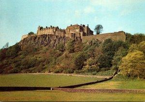 Scotland Stirlingshire Stirling Castle