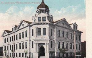 WINNIPEG , Manitoba, Canada , 1900-10s ; Normal School, William Avenue