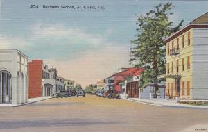 ST. CLOUD , Florida , 30-40s ; Business section Main Street #2