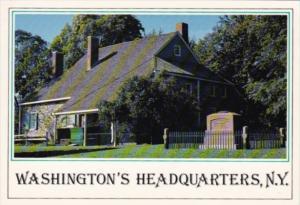 New York Newburgh Washington's Headquarters