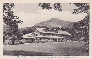 North Carolina Cashiers Main Building Hampton Inn and Country Club Albertype