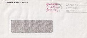 Tauranga New Zealand Hospital Board Postmark Frank