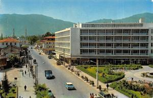 Turkey Denizli General view Street View Vintage Cars Voitures