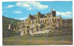 San Souci Palace , Cap Haitian, HAITI , 40-60s