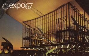 MONTREAL , Quebec, Canada, EXPO67 ; The Pavilion of The Soviet Union # 4