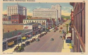 Tennessee Chattanooga Market Street