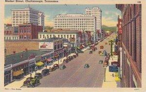 Tennessee Chattanooga Market Street