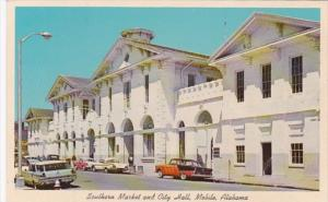 Alabama Mobile Southern Market and City Hall