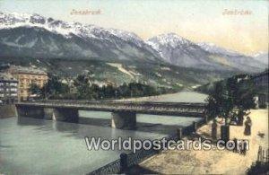 Innsbrucke Innsbruck Austria Unused