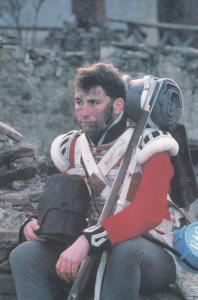 1st Foot Royal Scots Soldier Regiment Uniform Army Battle Of Waterloo Militar...
