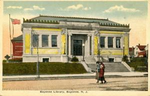 NJ - Bayonne. Bayonne Library