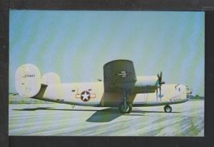 Consolidated B-24D Liberator Postcard