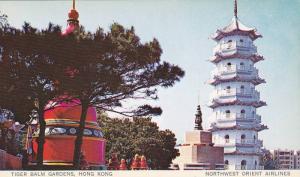 Tiger Balm Gardens , Hong Kong , China , 50-60s
