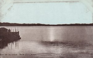 RP; NEW ZEALAND, 1910-1930's; Bay Of Islands