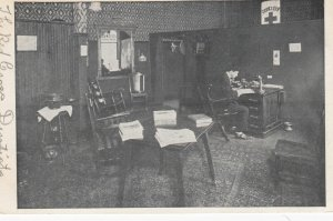 RED CROSS Dentists' office , 00-10s