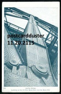 2115 - QUEBEC CITY Postcard 1910s Bridge Main Pier