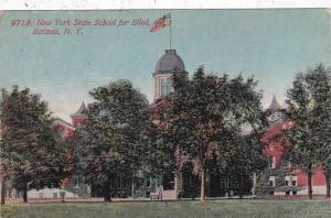 New York Batavia New York State School For Blind 1914