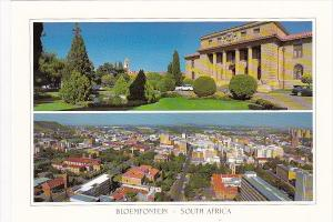 South Africa Bloemfontein Aerial View and Appeal Court