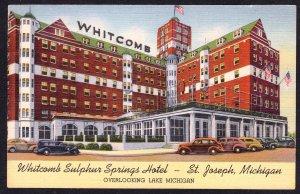 Michigan - St. Joseph - Whitcomb Sulphur Springs Hotel
