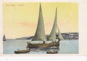 Gozo Boat - Malta , 00-10s