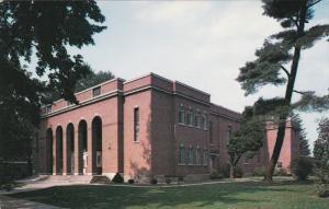 Memorial Auditorium, Edinboro State Teachers College, EDINBORO, Pennsylvania,...