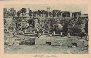 Tunisia Carthage L'Amphitheatre