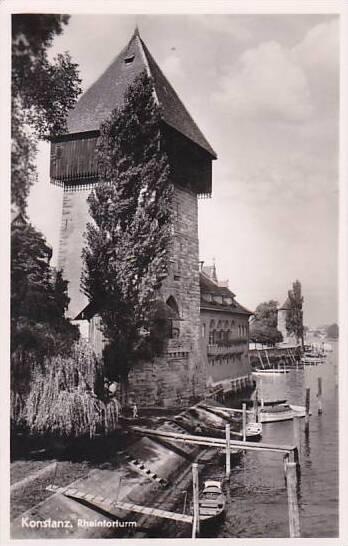 Germany Konstanz Rheintorturm Photo