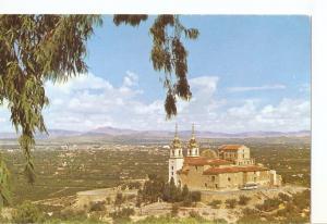 Postal 044770 : Murcia. Santuario de la Fuensanta