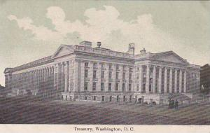Washington DC Treasury