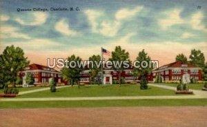 Queens College in Charlotte, North Carolina