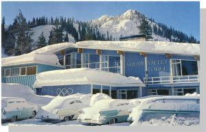 Lake Tahoe, California/CA Postcard, Squaw Valley Lodge