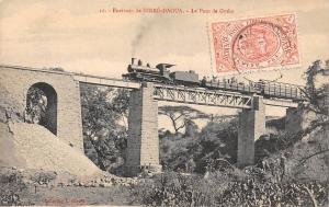 Ethiopia Dire Dawa, Dirre-Daoua Environs - Pont de Gotha, Train, Railway