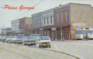 Georgia Plains Main Street Home Of Jimmy Carter