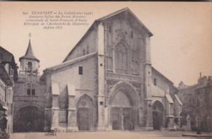 France Chambery La Cathedrale