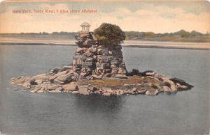 Allahabad India Jesra Rock, Jumna River Allahabad Jesra Rock, Jumna River