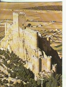 Postal 000789 : Castillos: Almansa en Albacete