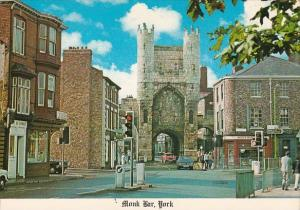England York Monk Bar