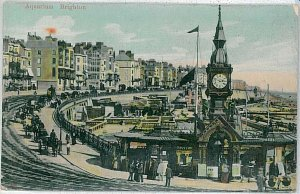VINTAGE POSTCARD: GB -   BRIGHTON