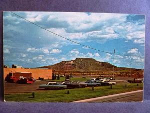 Postcard NM Tucumcari Dr. Dan C Trigg Memorial Hospital