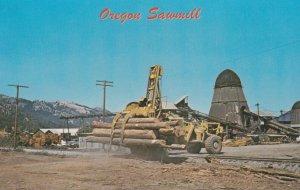 Oregon Sawmill , 1950-60s