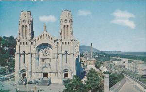 Canada Quebec Ste Anne De Beaupre The Basilica