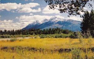 Canada Canoe Mountain Williams Lake British Columbia