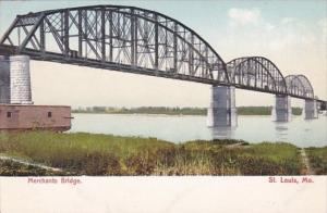 Missouri St Louis Merchants Bridge