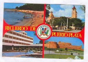 Puerto Plata, Dominican Republic, 50-70s