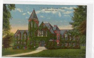 Library, State Normal School, Millersville, Pennsylvania, 1900-1910s