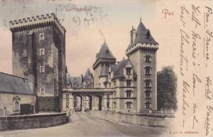 Le Chateau, Pau (Pyrenees-Atlantiques), France, PU-1902